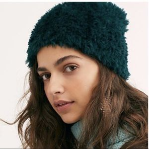 NWT Free People Beanie Head in the Clouds